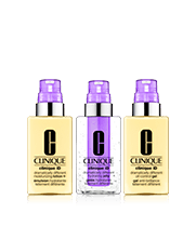 Clinique iD : Dramatically Different Hydrating Jelly + Active catridge concentrate for Uneven Skin tone
